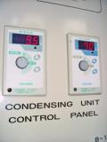 セラミック低温貯蔵庫の温度・湿度計