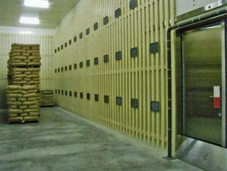 セラミック低温貯蔵庫